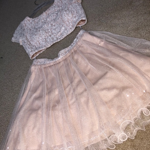 Dresses & Skirts - Two Piece Formal Dress